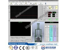 Low Pressure Casting Controlling System